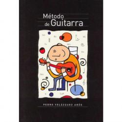 METODO GUITARA PEDRO VELAZQUEZ