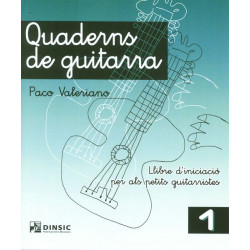 QUADERNS DE GUITARRA PACO...