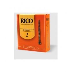 Caja 10 Cañas Clarinete Rico 2