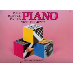 MÉTODO DE PIANO BASTIEN...