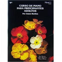 METODO PIANO ADULTOS BASTIEN