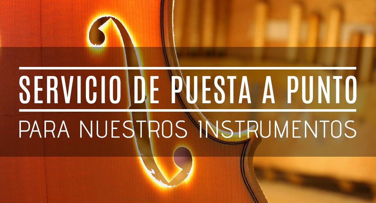 Instrumentos de Arco · Tienda Online · Art Guinardó