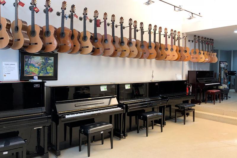 Pianos Yamaha precios