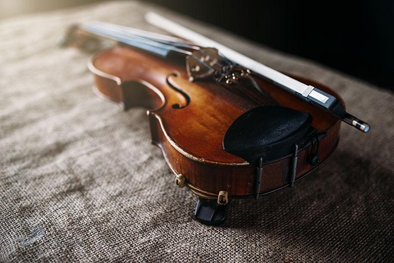 Comprar un violín en Barcelona